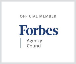Forbes Agency Council Member - EYEMAGINE